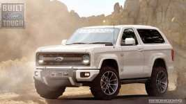 It's Official: Ford Bronco To Return In 2020