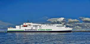 Corvus Energy Awarded 10 Year Contract For Hybrid Ferries In Scandinavia