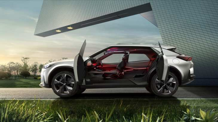 electric SUV from GM