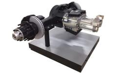 WrightSpeed Links With AxleTech To Make Heavy Duty Electric Truck Drivetrains