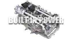 Water-cooled Exhaust Manifold = More Power, Less Emissions