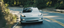 Motor Trend Pours Love On Tesla Model 3