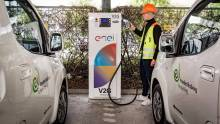 Vehicle To Grid Plan Pays Off For Electric Car Drivers In Europe