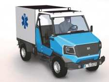 TUM Electric Car Designed Specifically For Africa