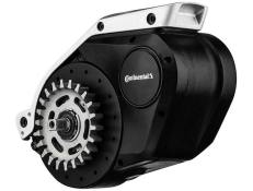 Continental Unveils 48 Volt Electric Bicycle Motor/Transmission Unit At Eurobike Show