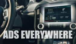 CES 2018:  Expect Annoying Ads in Your Car, Soon