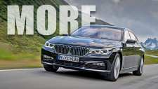 Rumor: BMW 740Le Gets More Power, New Name in 2018