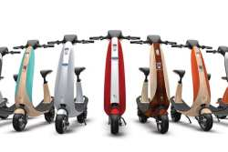 CES 2018:  Ford OjO Electric Commuter Scooter
