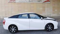 Hydrogen Future Rolls On:  Toyota Mirai Taxis Launched in Dubai