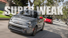 2018 Fiat 500e is Somehow Worse, Even 5 Years On