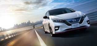 Nissan LEAF Nismo on Sale This Month (w/ Video)