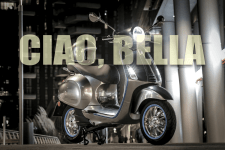 Electric Vespa Gets Real: Production Set to Begin