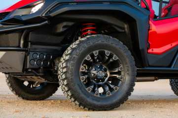 12 Honda Rugged Open Air Vehicle Concept