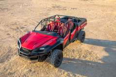 13 Honda Rugged Open Air Vehicle Concept