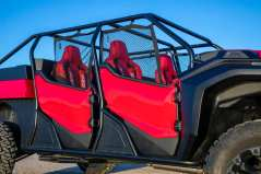 25 Honda Rugged Open Air Vehicle Concept