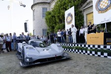 VW ID.R Set to Defend Goodwood FOS Title
