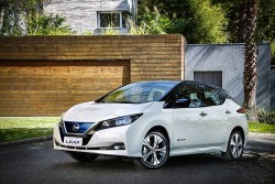 Finally! Nissan LEAF Hits Latin America, for Real