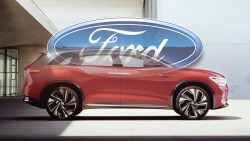 Ford Will Use VW Tech to Build its Electric Cars