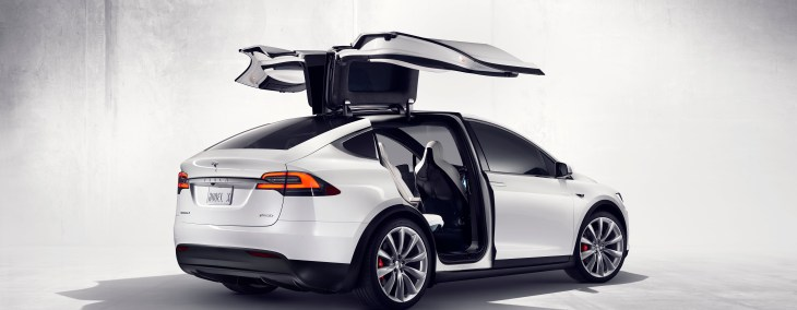 The Best Way to Rent a Tesla Model X