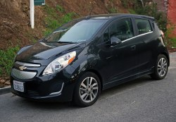 How Much Can a Chevy Spark EV Tow?