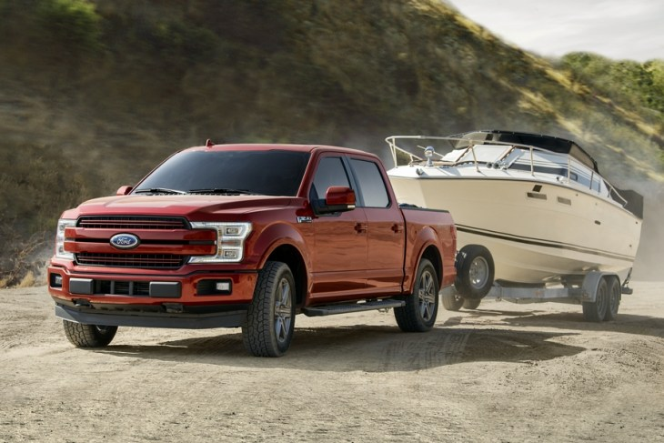 Photo: Ford (3.5L EcoBoost® twin-turbo V6)