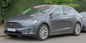 How Much Electricity Does It Take to Charge a Tesla Model X?