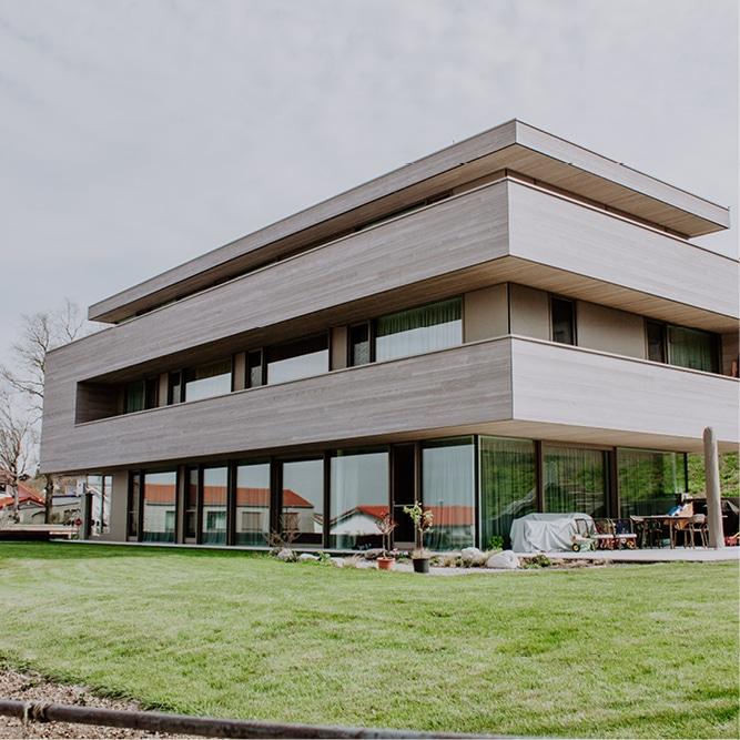 enrgi GmbH – Projekt Villa Kempten
