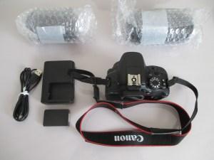 DMMいろいろレンタル Canon X7 一眼レフ