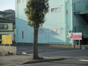支那そば 三八 黒崎店の第二駐車場