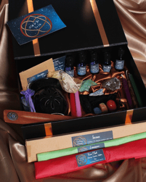 Romance and love gift hamper box