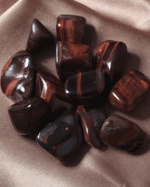 Tigers Eye is brown with yellow/gold highlights. It gives warmth, balance, objectivity and helps bring prosperity. Enriching Elements Gifts for Life Crystals are all A-Grade quality and are hand-picked with love to ensure maximum flow of energy.