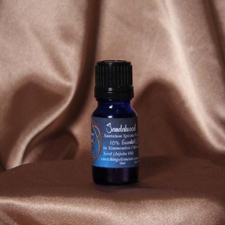 Sandalwood Essential oil 10%