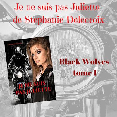 Je ne suis pas Juliette de Stephanie Delecroix