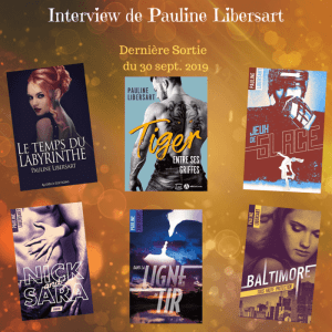 Interview de Pauline Libersart