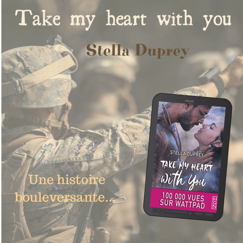 Take My Heart With You (Stella Duprey)