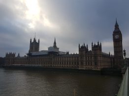 Il parlamento Inglese