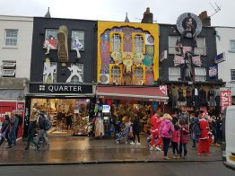 Scorci caratteristici di Camden Town