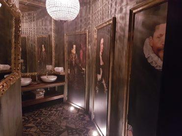 L'entrata del bagno