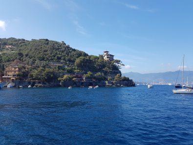 Altri scorci dal mare di Portofino