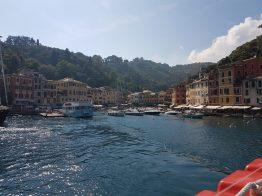 Porto di Portofino visto dal mare