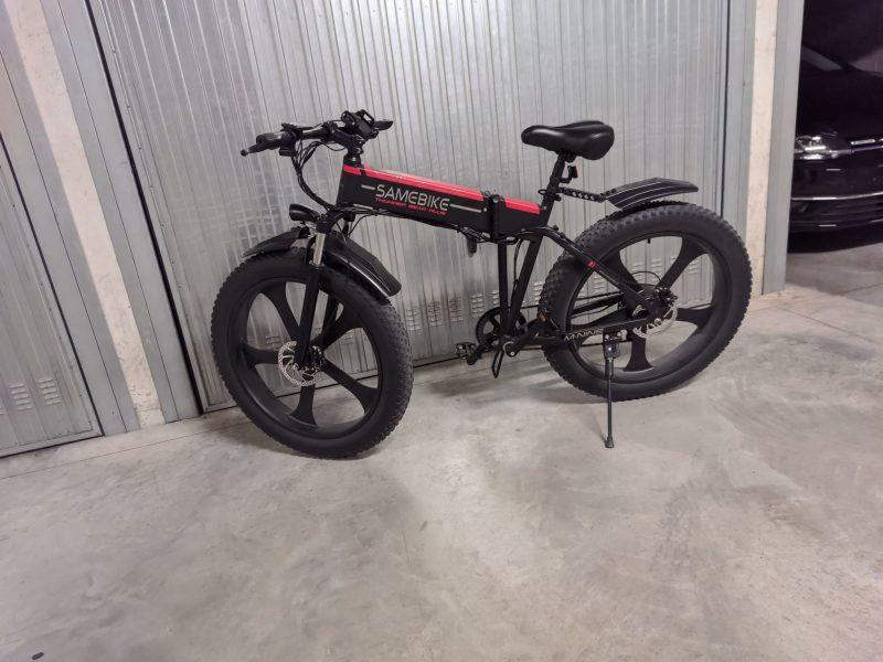Samebike thunder Bear Plus - con parafanghi