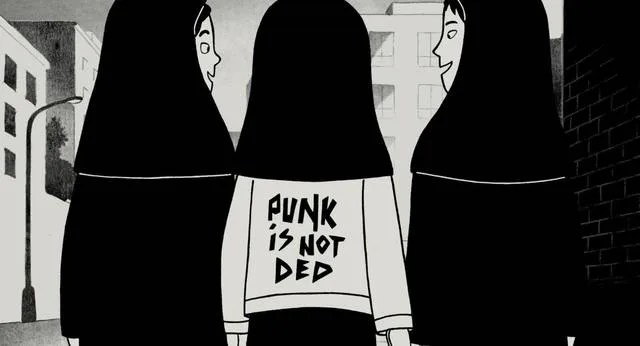 Fondamentalismo-persepolis punk is not ded