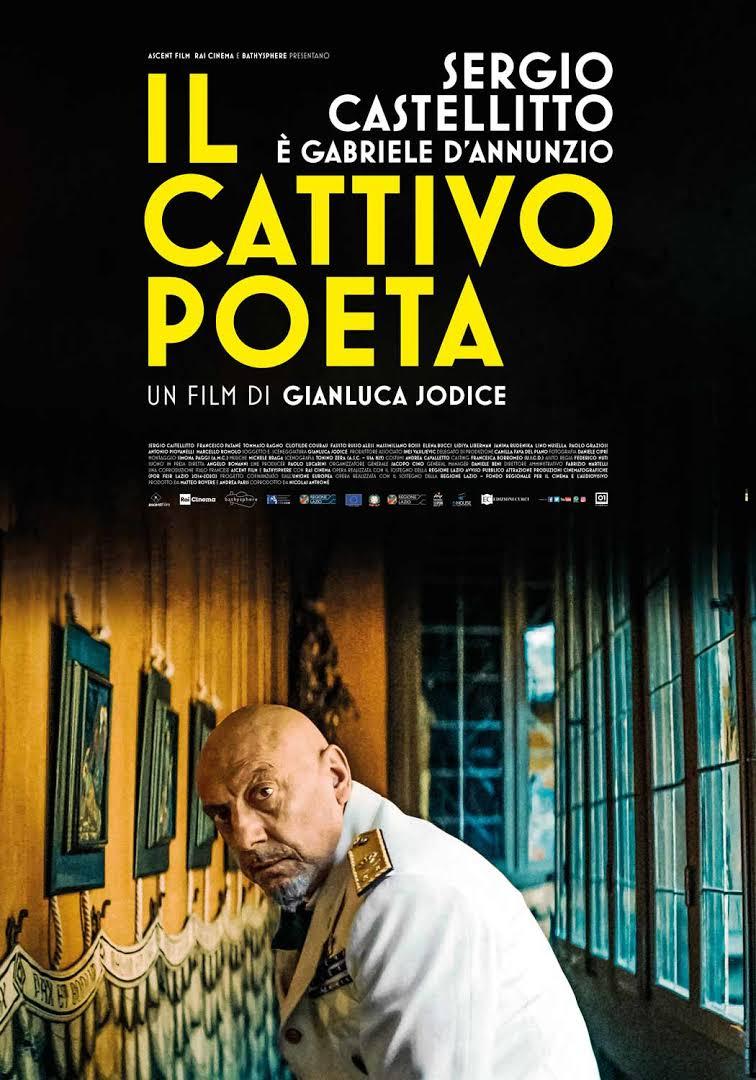 Il Cattivo Poeta: il film su Gabriele D'Annunzio