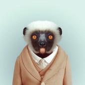 Zoo Portrait by Yago Partal #15