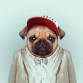 Zoo Portrait by Yago Partal #5
