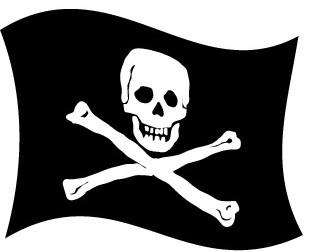 >¡Que vienen los piratas! (1/2)