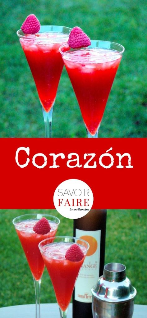 Corazón - SAVOIR FAIRE by enrilemoine