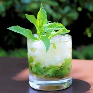 Añejo Mint Julep {My Kentucky Derby Memories}