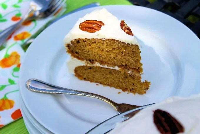 Carrot Cake - SAVOIR FAIRE by enrilemoine