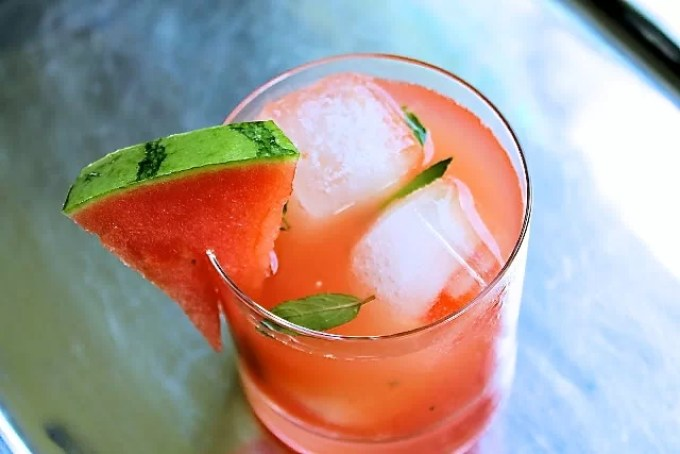 mojito, watermelon mojito